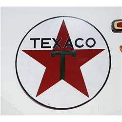 CUSTOM MADE TEXACO SIGN