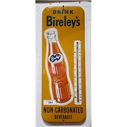 VINTAGE BIRELEY'S ORANGe DRINK THERMOMETER