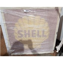 VINTAGE NOS SHELL OIL DECAL