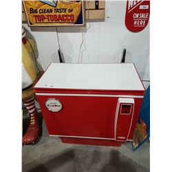 RESTORED COCA COLA COOLER