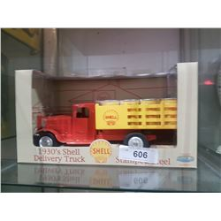 NIB 1930'S SHELL DELIVERY TRUCK