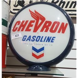 CHEVRON GAS GLOBE