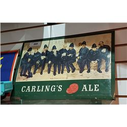 CARLING'S BEER SIGN