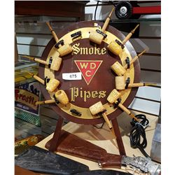 PIPE STORE DISPLAY