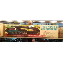 VINTAGE TURNPIKE TRANSPORT TRUCK IN BOX