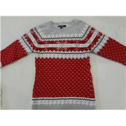 Girls Size 6 Christmas Sweater (NEW)