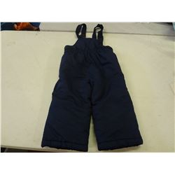 New Size 24 Snowpants