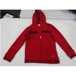 New Red Small Canada Hoodie