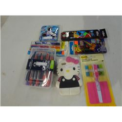 Hello Kitty Phone case, Case of 30 Gell Pens
