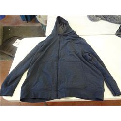 New Size XL Blue Hoodie