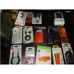 15 New Assorted Electronics Items
