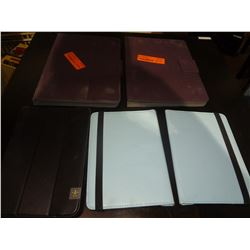 Lot of 5 Tablet Cases