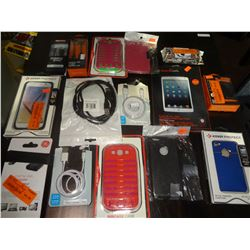 15 Assorted Electronic Items