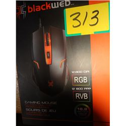 New Wired Gaming Mouse