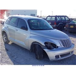 2007 - CHRYSLER PT CRUISER // EXPORT ONLY