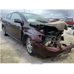 2005 - SCION TC // REBUILT SALVAGE