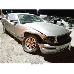 2009 - FORD MUSTANG