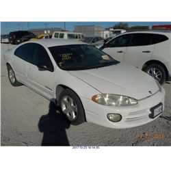 2002 - DODGE INTREPID