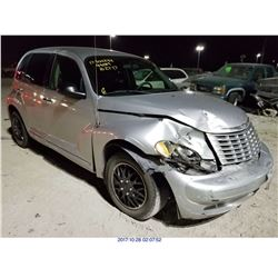 2005 - CHRYSLER PT CRUISER