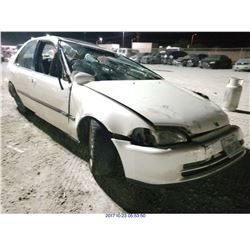 1994 - HONDA CIVIC EX // EXPORT ONLY