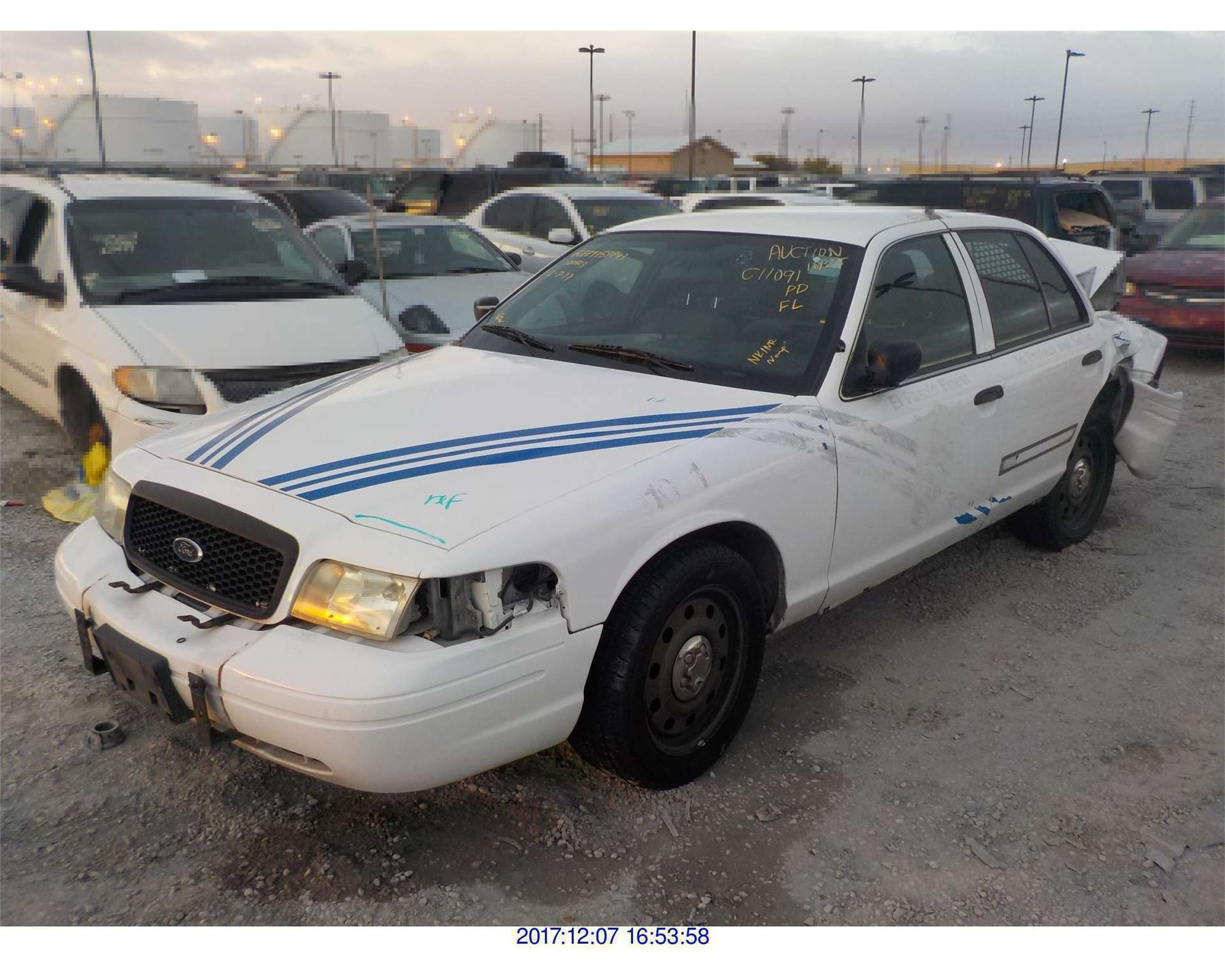 2011 - FORD CROWN VICTORIA // TX TITLE - Rod Robertson ...