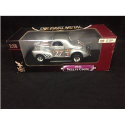 1941 WILLY'S COUPE (1:18 DIE-CAST METAL CAR) IN BOX