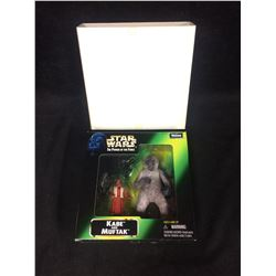 "STAR WARS ""THE POWER OF THE FORCE"" KABE & MUFTAK ACTION FIGURES (IN BOX)"