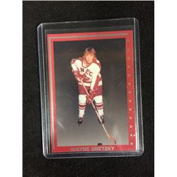 WAYNE GRETZKY BRANTFORD LEAGUE PROMO HOCKEY CARD
