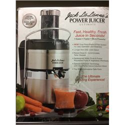JACK LA LANNE'S ULTIMATE POWER JUICER (IN BOX)