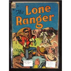 LONE RANGER #11 (DELL COMICS) 1949