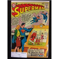 1963 SUPERMAN #162 (DC COMICS)