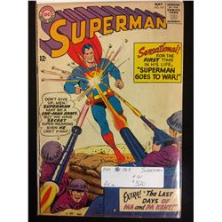 1963 SUPERMAN #161 (DC COMICS)