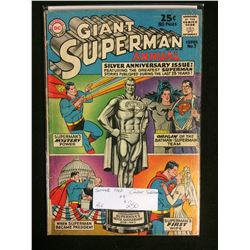 1962 GIANT SUPERMAN #7 (DC COMICS)