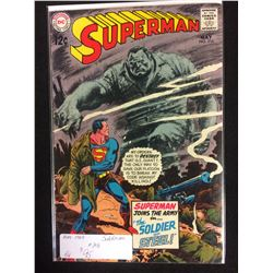 1969 SUPERMAN #216 (DC COMICS)