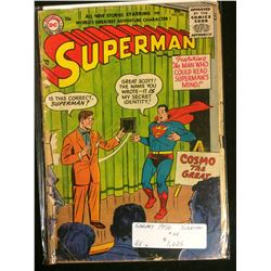 1956 SUPERMAN #103 (DC COMICS)