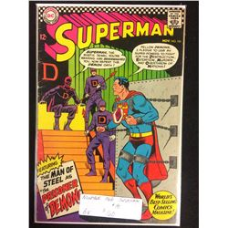 1966 SUPERMAN #191 (DC COMICS)