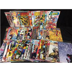 LARGE COMIC BOOK LOT