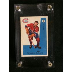 1959-60 Parkhurst Hockey #2 Maurice Richard Montreal Canadiens