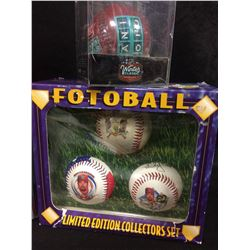 LIMITED EDITION COLLECTORS SET FOTOBALL (IN BOX)