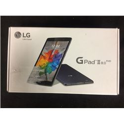 BRAND NEW LG G PAD III 38.0 FHD, WIFI + 4G + 3G LTE CELLULAR 8""