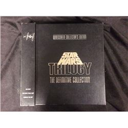 STAR WARS TRILOGY THE DEFINITIVE COLLECTION (WIDESCREEN COLLECTOR'S EDITION)