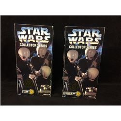 STAR WARS COLLECTION SERIES ACTION FIGURES (IN BOXES)