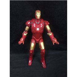 "COLLECTIBLE 12"" IRON MAN ACTION FIGURE"