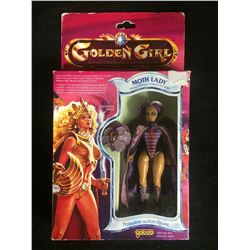 VINTAGE 1984 GALOOB GOLDEN GIRL ACTION FIGURE GUARDIANS GEMSTONE MOTH LADY SHERA (IN BOX)