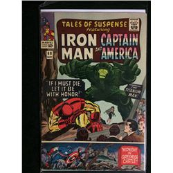 Tales of Suspense #69 ~ Iron Man/Captain America/1st Titanium Man~ 1965