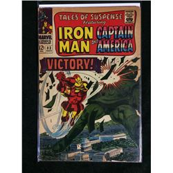 Tales of Suspense #83 ~ Iron Man / Captain America ~ 1966