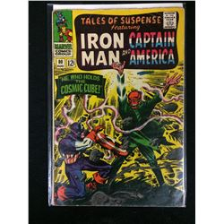 Tales of Suspense #80 Iron Man Captain America Comic Book