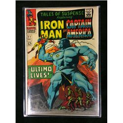 Tales of Suspense Iron Man & Captain America #77