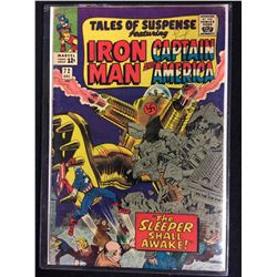Tales of Suspense Iron Man & Captain America #72