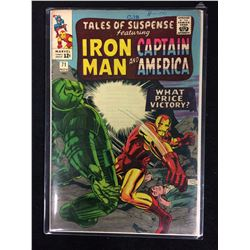 Tales of Suspense Iron Man & Captain America #71